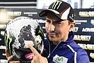 Lorenzo estrenará casco en 2016