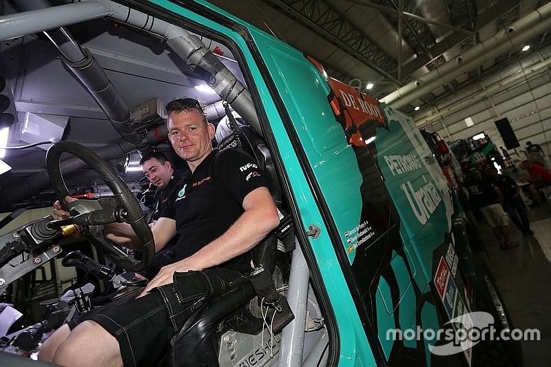 De Rooy en Versluis over afgelasting proloog voor trucks