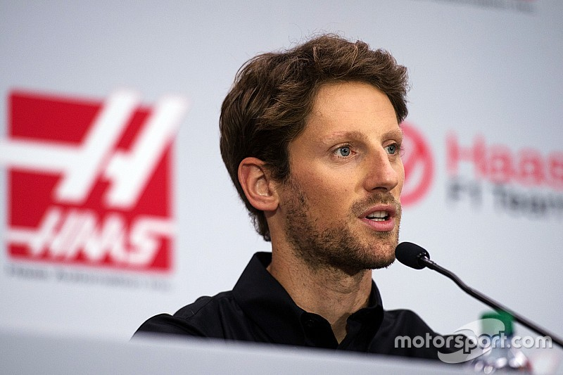 Grosjean: não escolhi a Haas pensando em correr na Ferrari