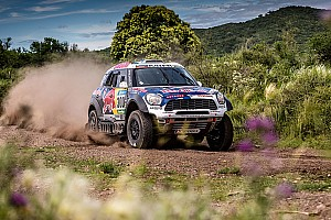 Dakar Interview Tomorrow's marathon stage is