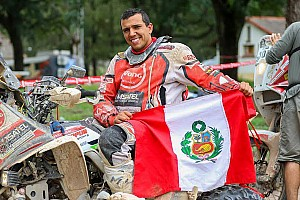 Dakar Stage report Dakar Quads, Stage 5: Hernandez inherits lead as Casale falters