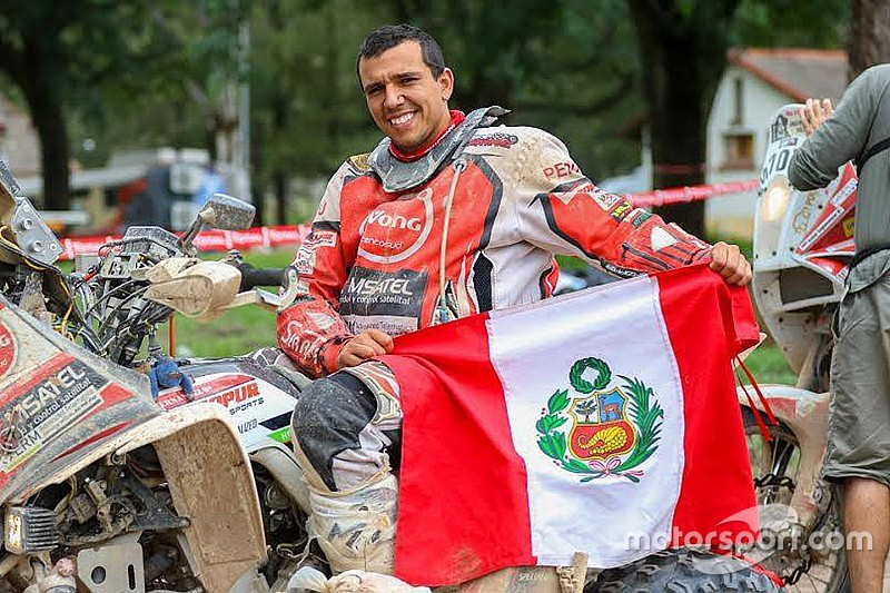 Dakar Quads, Stage 5: Hernandez inherits lead as Casale falters