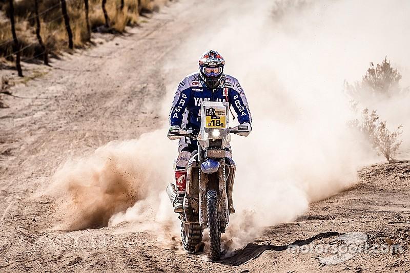 """Dakar, Botturi: """"Sto correndo con grande sofferenza"""""""