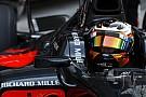 McLaren: Vandoorne disputerà i test Pirelli sul bagnato
