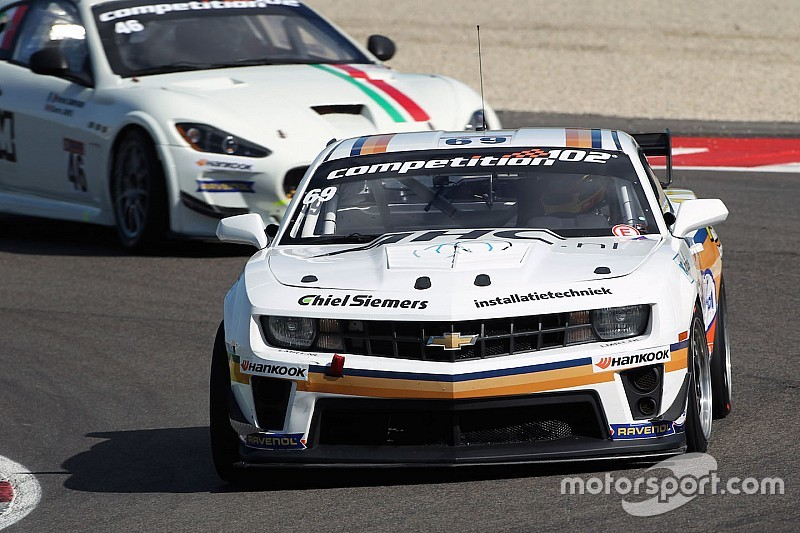 GT4 European Series bevestigt kalender met afsluiter op Zandvoort