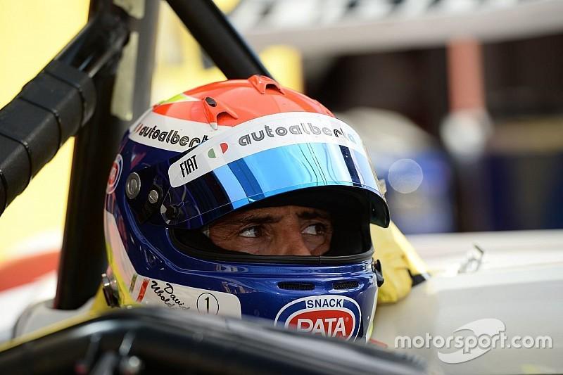 Davide Uboldi salta sulla Ligier con Eurointernational