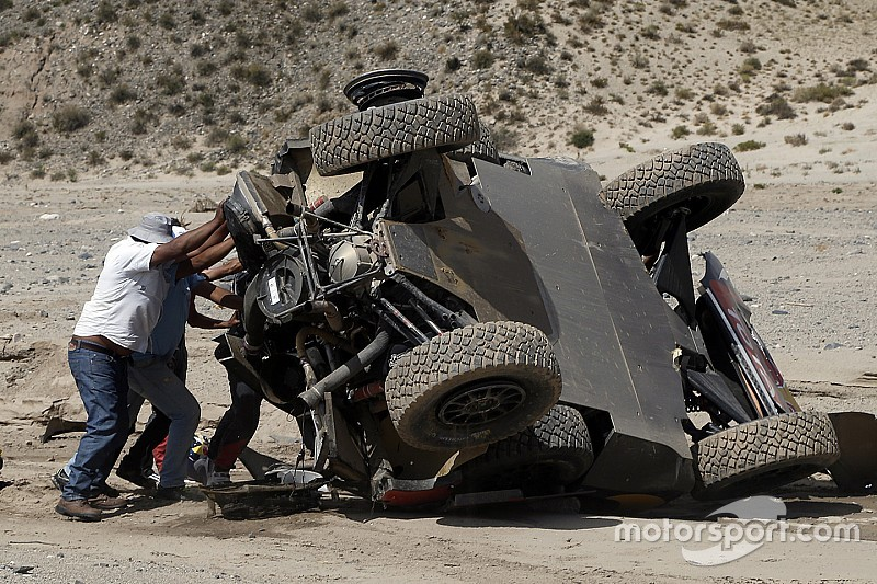 Why Loeb's Dakar roll should come as no surprise