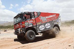 Dakar Tappa Dakar, Camion, Tappa 10: Renault c'è, De Rooy ok