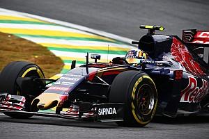 Formule 1 Actualités Une nouvelle boîte de vitesses pour la Toro Rosso
