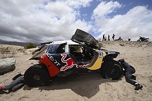 Dakar Breaking news Sainz confident of getting another shot at Dakar win