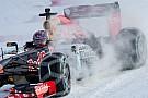 Verstappen anda com F1 em estação de esqui; veja imagens