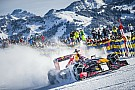 Galería: Un Fórmula Uno en la nieve
