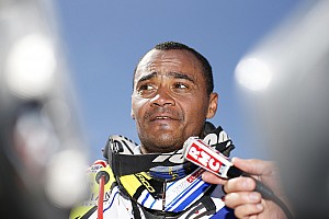 Dakar Stage report Duclos loses time due to helmet theft