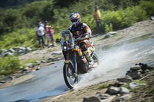 Dakar Stage report Dakar Bikes, Stage 13: Price seals victory, Quintanilla tops final test