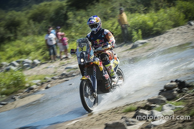 Dakar Bikes, Stage 13: Price seals victory, Quintanilla tops final test