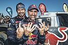 Peugeot's comeback victory