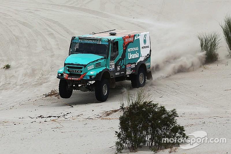 De Rooy quebra domínio da Kamaz e é campeão nos caminhões