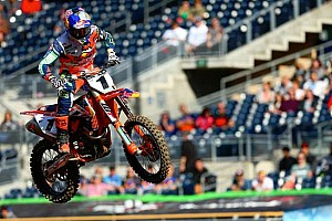Supercross Ultime notizie Primo centro per il campione Dungey ad Anaheim