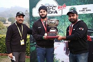 Offroad Breaking news Tejinder Singh wins RFC North round