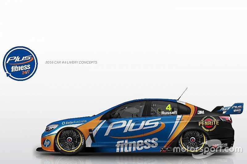 Erebus reveals Russell livery