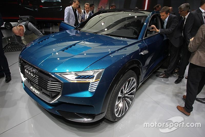 Audi brengt productie Q6 E-tron onder in Brussel