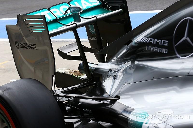 F1 será significantemente mais barulhenta, diz Mercedes