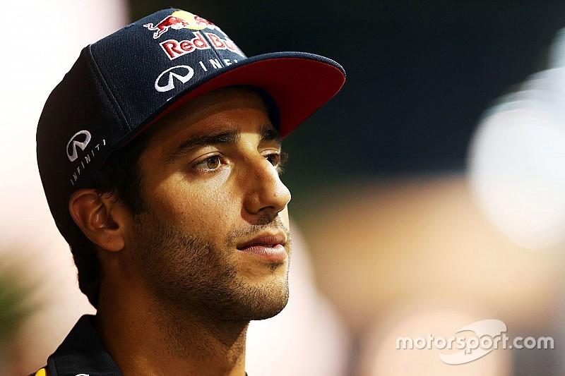 Red Bull stak een stokje voor Le Mans-deelname Ricciardo
