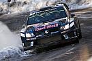 WRC Monte Carlo: Ogier leidt, Meeke en Latvala crashen
