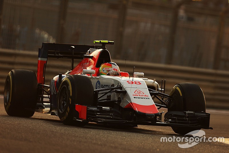 Roberto Merhi saldría de Manor por Haryanto