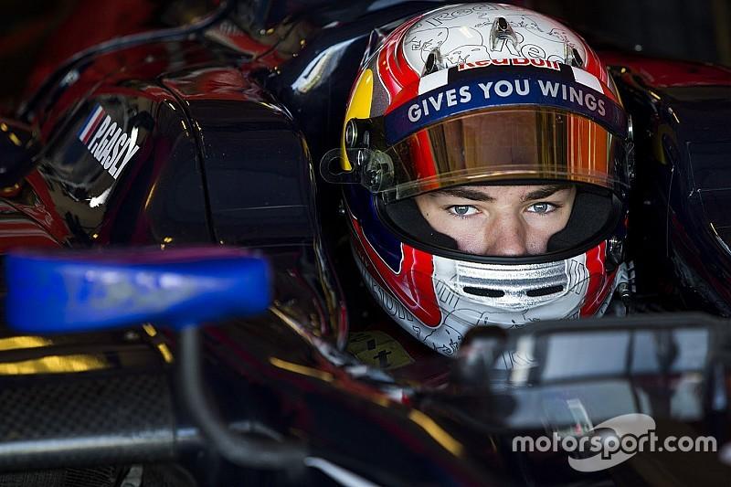 Pierre Gasly naar GP2-debutant Prema