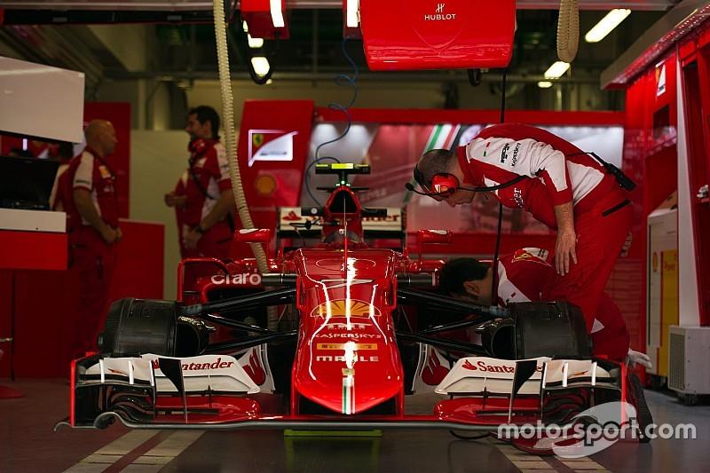 Автомобиль Ferrari прошел краш-тест FIA