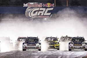 Global Rallycross Breaking news BFGoodrich becomes exclusive tire supplier for Global Rallycross