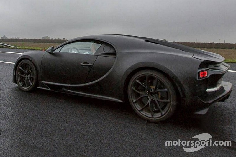 Michel Perridon krijgt in december eerste Nederlandse Bugatti Chiron
