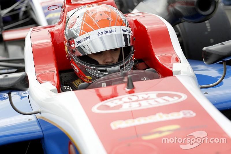 """فيتيبالدي ينتقل إلى منافسات """"الفورمولا في8 3.5"""" مع فريق فورتيك"""
