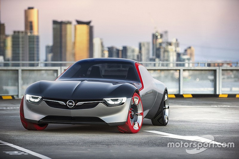 Opel GT Concept: eindelijk weer een stoere Opel