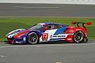 Bruni y Calado en el 488 GTE Nº 72 en Daytona
