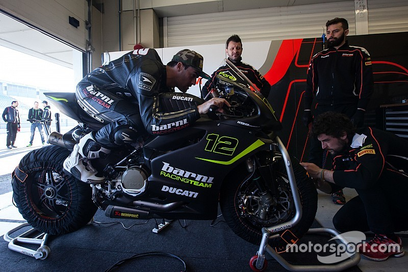 Forés chiude i test di Jerez con il sesto tempo