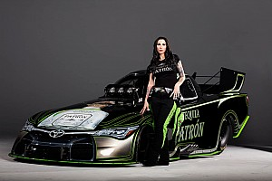 NHRA Breaking news Alexis Dejoria Racing returns to iconic livery for 2016