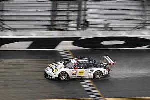IMSA Résumé de qualifications Les Porsche 911 RSR devancent les Prototypes sous la pluie !