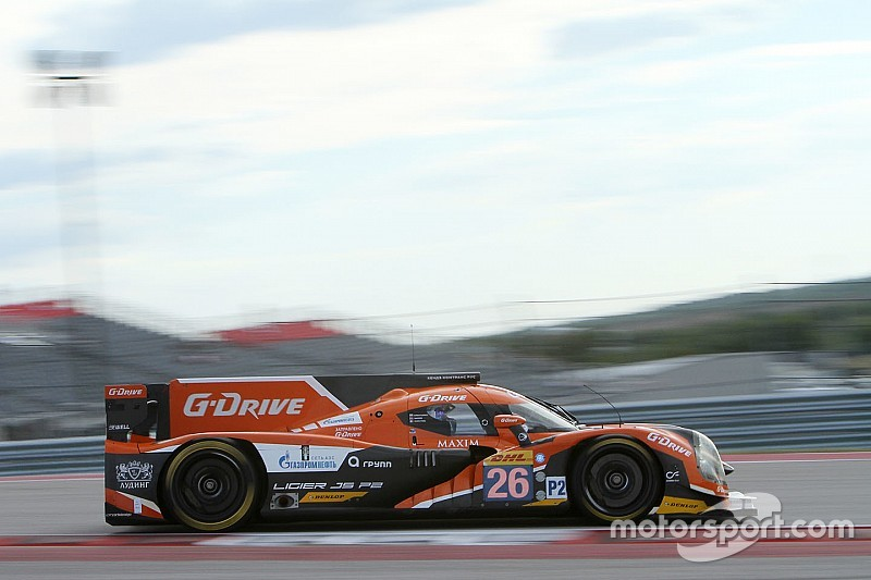 Rusinov and G-Drive Racing to defend LMP2 WEC title