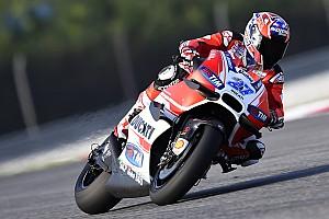"MotoGP 突发新闻 斯通纳:""我没想到那么快就跑得很舒服"""