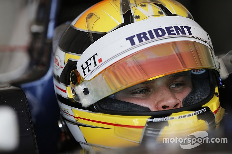 Trident presenteert veelbelovende line-up voor GP3