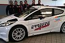 Baccega correrà con il Erreffe Rally Team nel 2016