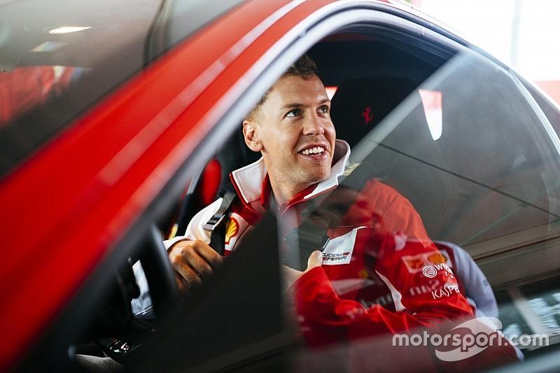 Vettel encabeza la delegación en la reunión de la F1