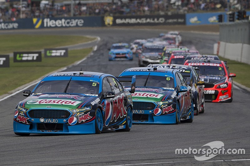 Prodrive splits Winterbottom and Mostert garages