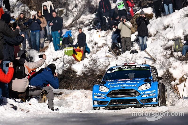 M-Sport prepara il Rally di Svezia con Mads Ostberg