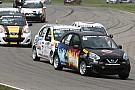 Coupe Nissan Micra Olivier Bédard, premier champion de la Coupe Nissan Micra