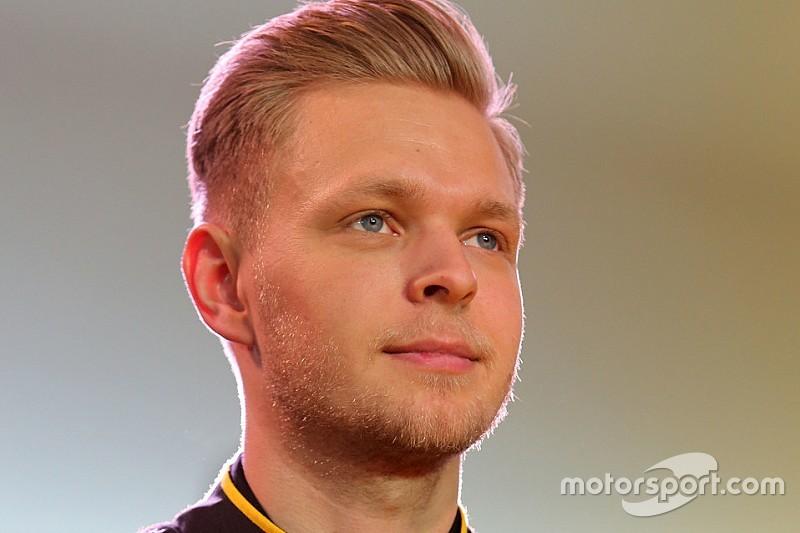 "Magnussen sobre chance na Renault: ""mal posso acreditar"""