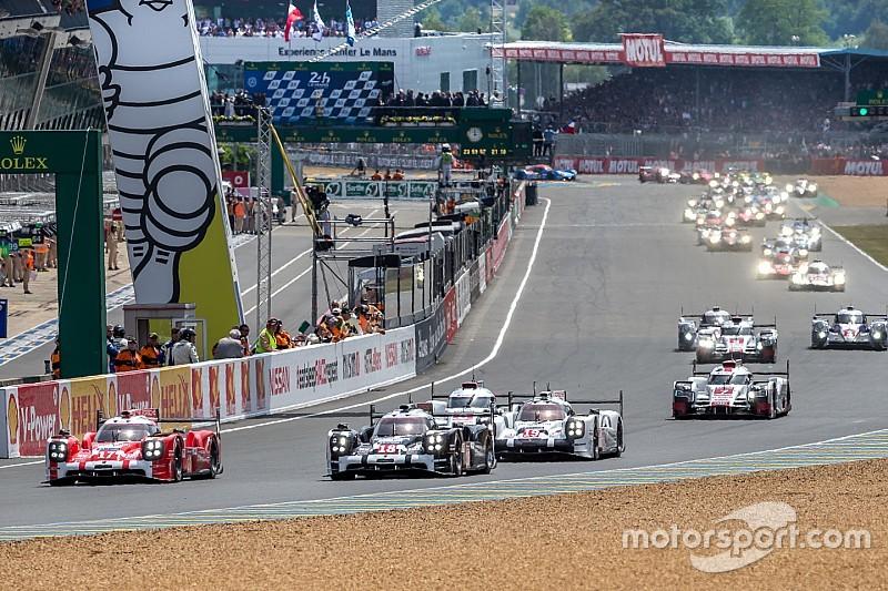 Listado completo de competidores para Le Mans