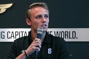 IndyCar Actualités La victoire sur l'Iowa Speedway, cruciale pour Max Chilton